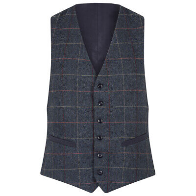 New Forest Clothing Tweed Waistcoat