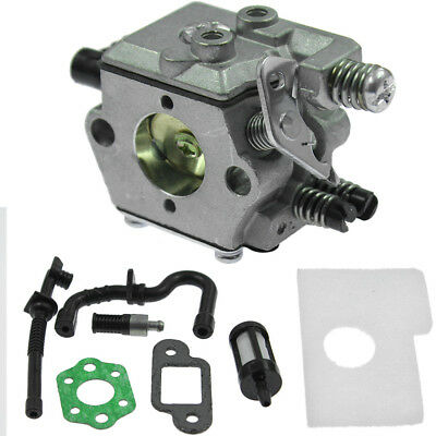 CARBURETOR TUNE UP Set For Walbro Stihl MS170 MS180 017 018 Chainsaw Spark  Plug