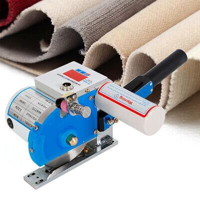 105mm Blades Automatic Fabric Cloth Cutting Machine Self Sharpening Manual End 7