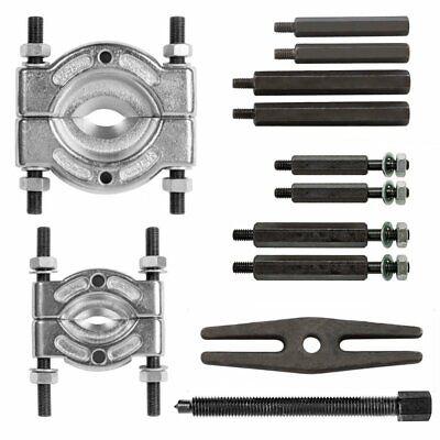Kit 12 Pz Estrattore Dislocatore Separatore Cuscinetti 50 - 75 Pulegge Valigetta 3