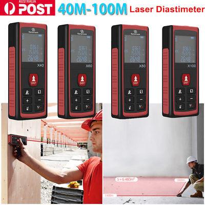 40m-100m Digital Laser Distance Meter Measurer Area Volume Range Finder AU STOCK 3