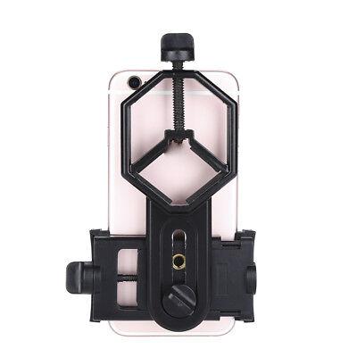 Spotting Scope Microscope Mount Bracket  for Phone Camera Adapter Univesal su 10
