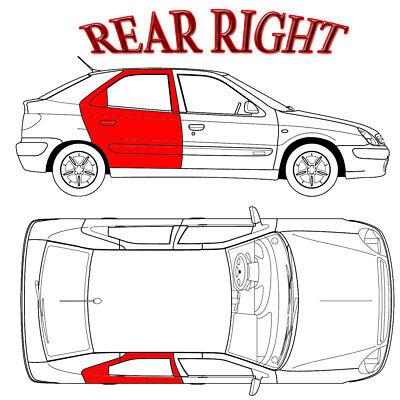 82-86 Chrysler Lebaron Conv Rear Window Regulator Plastic Drive Tape Repair Kit