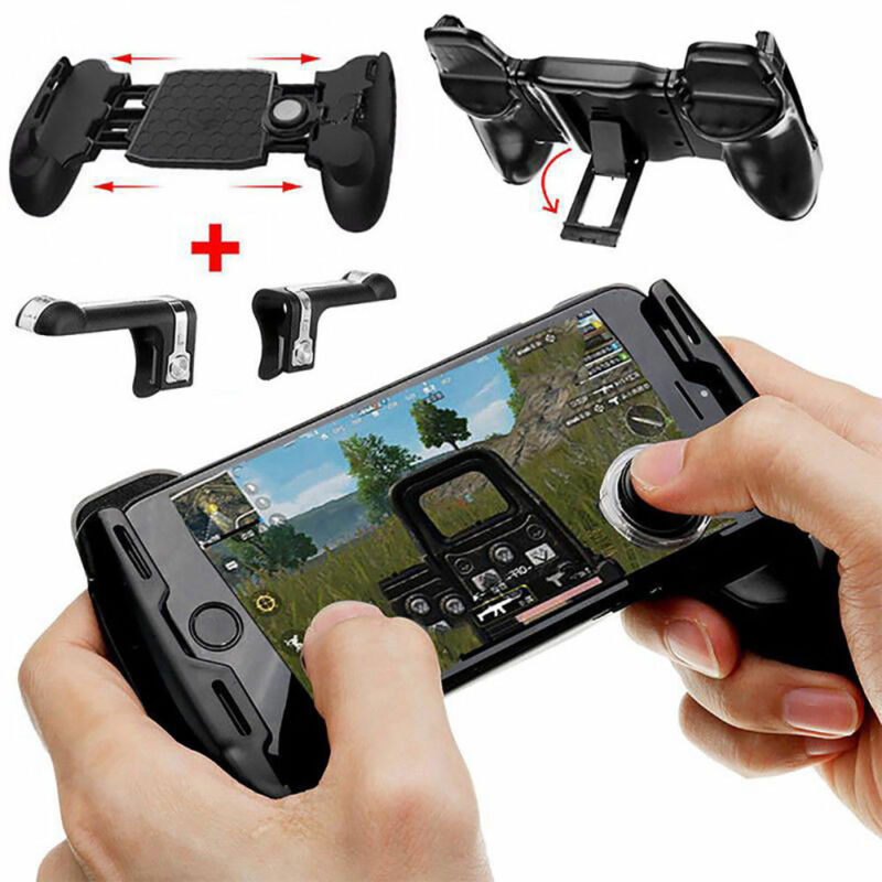 PUBG Mobile Phone Game Trigger Controller Joystick Gamepad for Android IOS Game 2