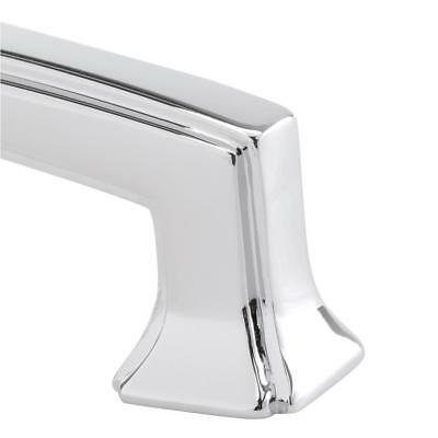 Hickory Hardware  P3231-CH  Bridges  3 inch Polished Chrome Cabinet Pull  NEW