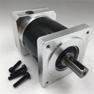 Nema34 Planetary Gearbox 50:1 86Geared Speed Reducer CNC for Stepper Motor 10