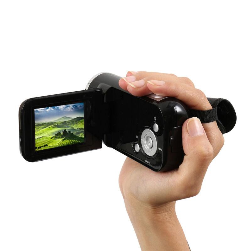 """VideoCámara digital 2,0  """"16MP 4 x zoom cámara DV DVR Professional popular nuevo"""