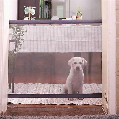 Portable Kids & Pets Safety Door Guard Magic-Gate Portable Indoor and Outdoor 2