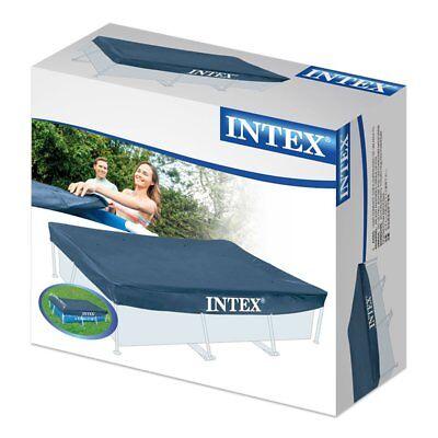 Intex telo 300 x 200 copri piscina piscine rettangolare easy frame 28038 - Rotex 3