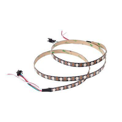 WS2812B ws2812 5050 SMD RGB 5V Full color Addressable waterproof led Strip light