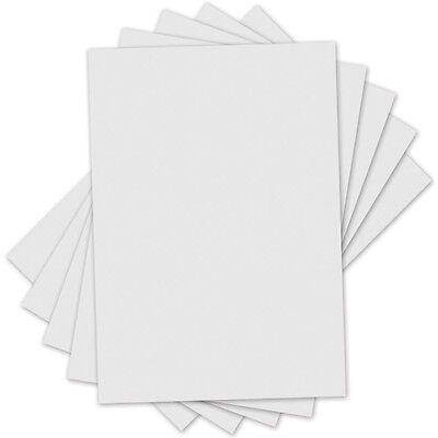"Sizzix Inksheets Transfer Film Sheets 4""X6"" 5/Pkg - White"
