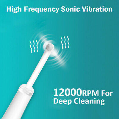 Electric Ultrasonic Dental Scaler Tooth Stain Calculus Remover Teeth Whitening 6