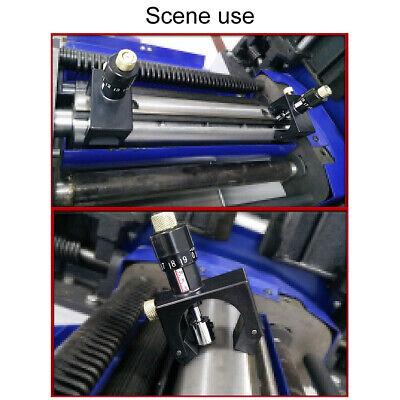 2 Piece Adjustable Planer Blade Calibrators Setting Jig Gauge Woodworking Tools 4