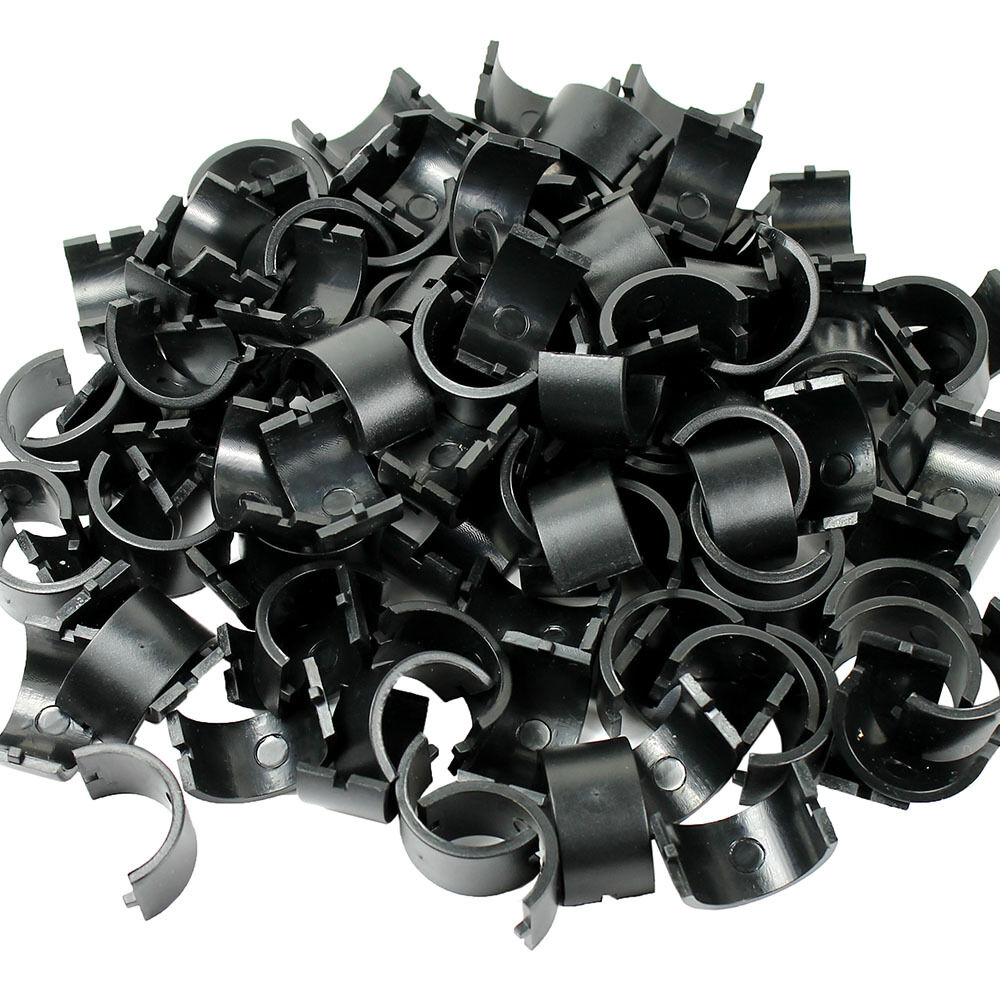 """50 Pack 30mm to 1"""" Rifle Scope Mount Reducer Insert - 1 inch Scope Ring Adapter 2"""
