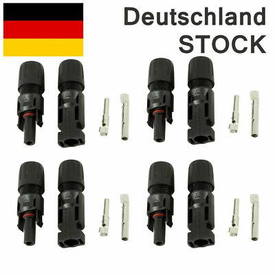 2 Stk For Stecker Y Verteiler 3Fach T Verteiler Solarstecker Schlüssel