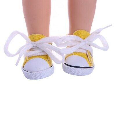 Winter Glitter Doll Shoes For 14 Inch American Girl Dolls Accessory Girl's Toy 11