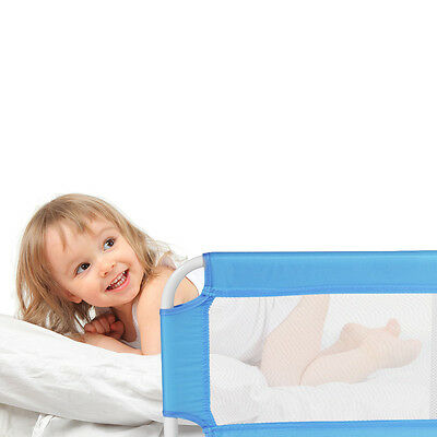 Bettschutzgitter Kinderbettgitter Kinder Gitter Bettgitter Kinderbett 102cm neu