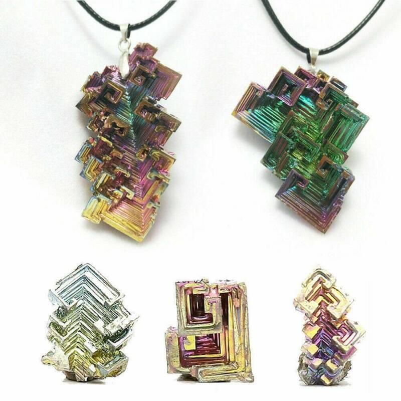 Top Natural Quartz Crystal Rainbow Titanium Cluster VUG Mineral Specimen Healing 6