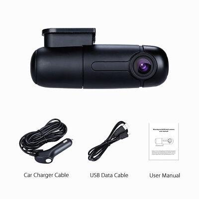 Blueskysea B1W 1080P Mini WiFi App IMX323 Dash Camera Capacitor Car DVR Vehicle 9