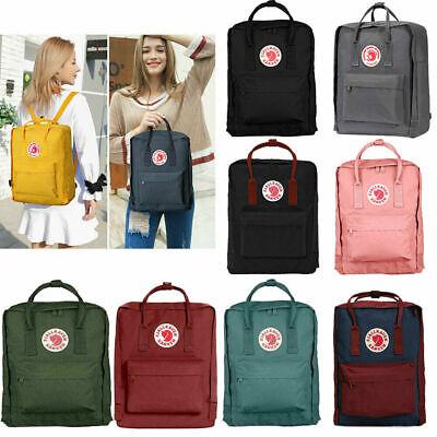 Fjällräven Kanken Rucksack Schule Sport Freizeit Trend Tasche Backpack 16L/20L 5