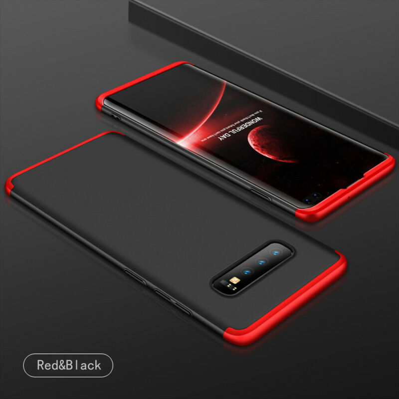 Shockproof Heavy Duty Slim Bumper Case Cover For Samsung Galaxy Note 9 S8 S10 s7 3