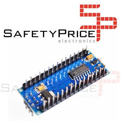 NANO V3.0 ATmega328P CH340 SOLDADO 100% Compatible con Arduino SP 2