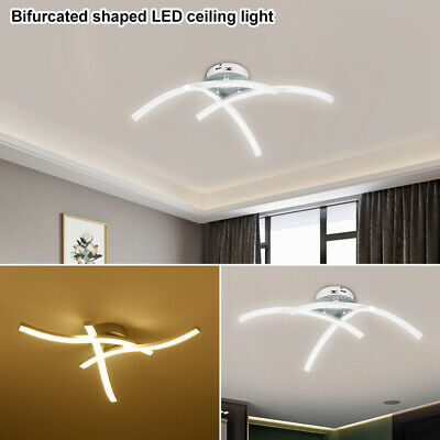 Luxus LED Decken Lampe Design Leuchte Beleuchtung Wohn Schlaf Zimmer Flur Küche
