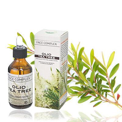 Olio Essenziale Di Tea Tree F.c. Antisettico E Antifungineo Purificante 100Ml 2