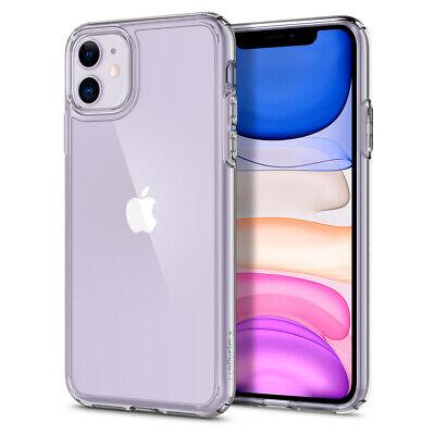 iPhone 11, 11 Pro, 11 Pro Max Case | Spigen® [Ultra Hybrid] Clear Cover 5