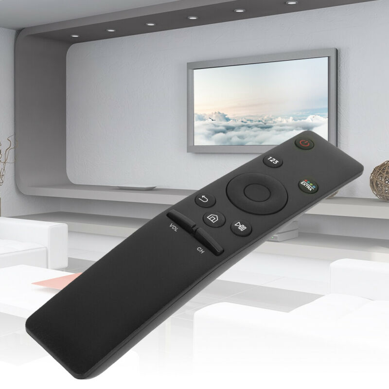 4K TV HD Smart Remote Control For SAMSUNG 6 7 8 9Series BN59-01259B/01260A Black 7