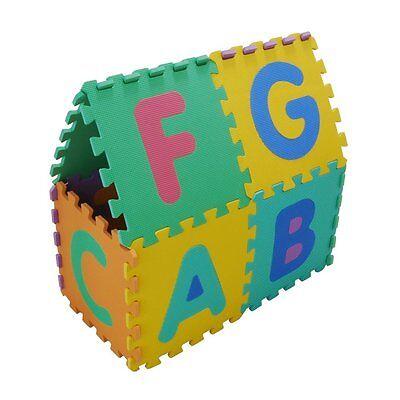 Tappeto puzzle in EVA - tappeto da gioco per bambini LETTERE & NUMERI (86 pezzi) 3
