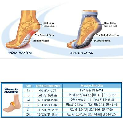 Orthosleeve FS6 Compression Sleeve | Graduated Compression for the Foot