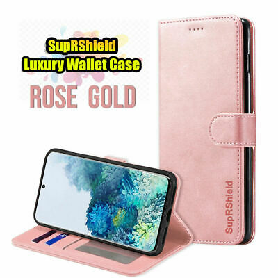 Samsung Galaxy S8 S9 S10 S20 Plus S10E Note 9 10 Wallet Leather Flip Case Cover 11