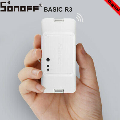 Sonoff ITEAD Smart Home WiFi Wireless Switch Module Fr Apple Android APP Control 2