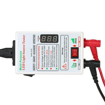 SID GJ3C 0-320V Output All LED LCD TV Backlight Tester Meter Tool Lamp Beads GB