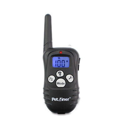 Petrainer Dog Training Shock Collar &Remote Electric Rechargeable Bark Control 10