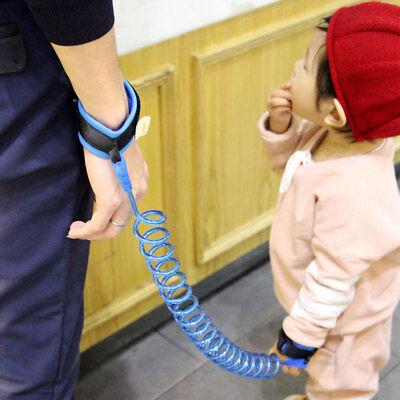 Bebé Niño Cinturón para Anti Pérdida Muñeca Cinturón Arnés De Seguridad Correa