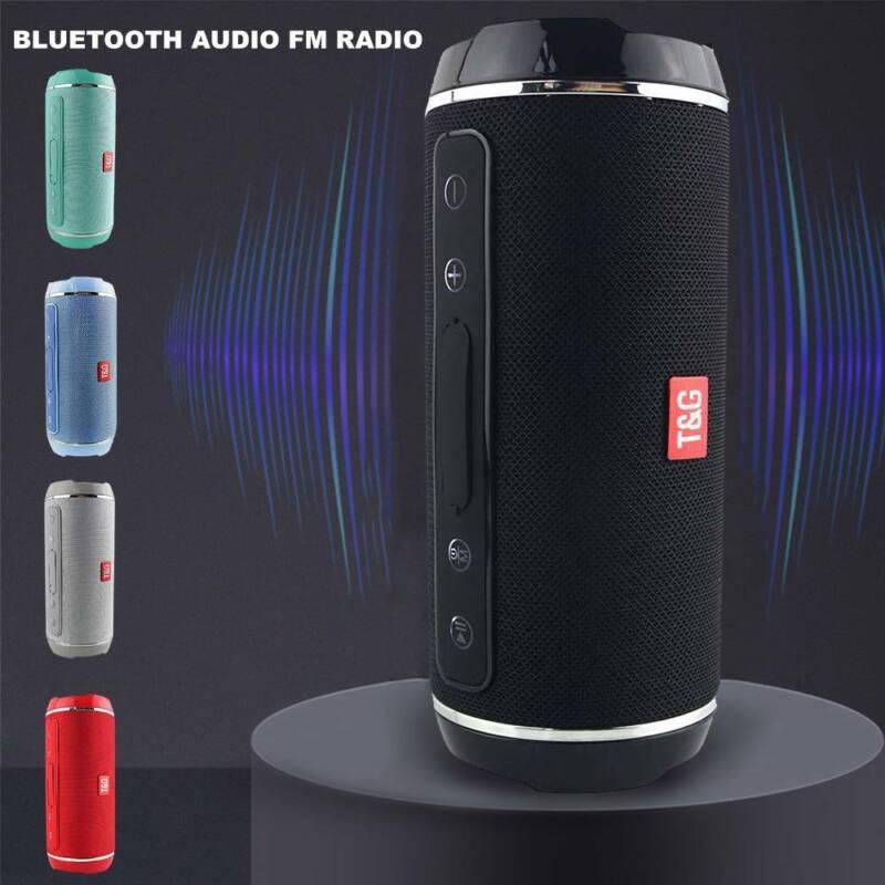 40w Portable Wireless Bluetooth Speaker Waterproof Bass Stereo USB/TF/AUX MP3 UK 11