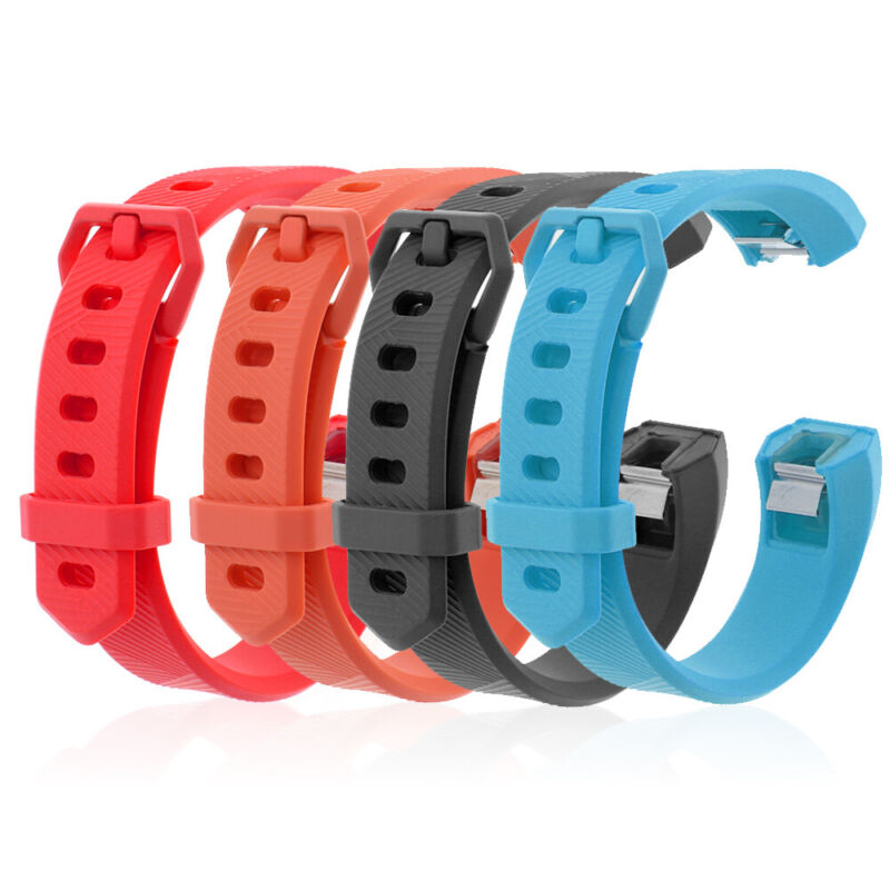 Silicone Replacement Wristband Watch Band Strap For Fitbit Alta/ Fitbit Alta HR 3