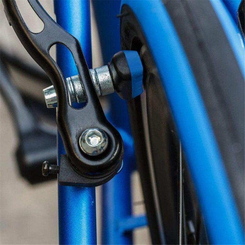 1 Pair Mountain Bike BMX V Brake Blocks Bicycle Break Pad Shoes 3 Colours 8