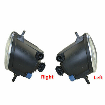 Pair of Fog Light Lamp Left Right RH LH Side Fit For Toyota Camry Yaris Lexus 2