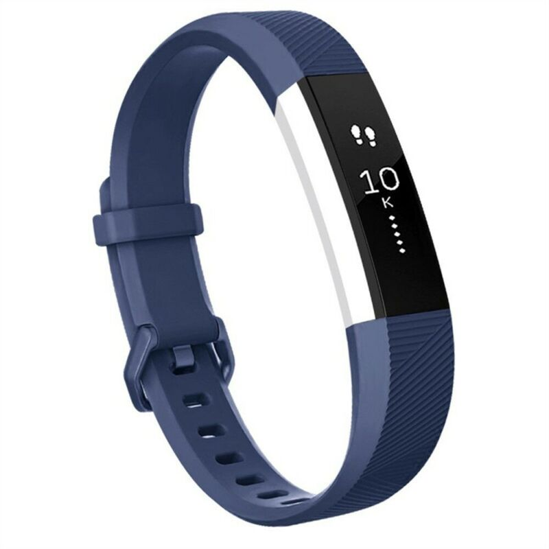 Silicone Replacement Wristband Watch Band Strap For Fitbit Alta/ Fitbit Alta HR 8