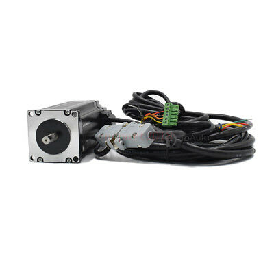 4Axis 3NM Closed Loop Stepper Drive Kit Nema23+CNC Controller+DC Power+Handwheel 12