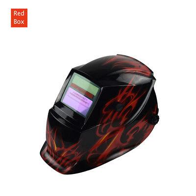 Leopard Solar Auto Darkening Welding Helmet ARC TIG Grinding Welder Shield Mask 2