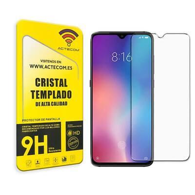 ACTECOM CRISTAL TEMPLADO Xiaomi redmi note 8t PROTECTOR PANTALLA redmi note 8T 3