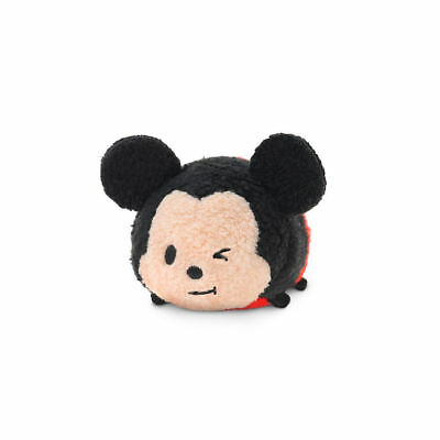 Disney Store Mickey And Minnie Mouse Tsum Tsum Expressions Plush