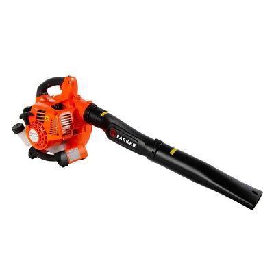 26cc 3-in-1 Petrol Leaf Blower, Vacuum, Mulcher & Shredder 7