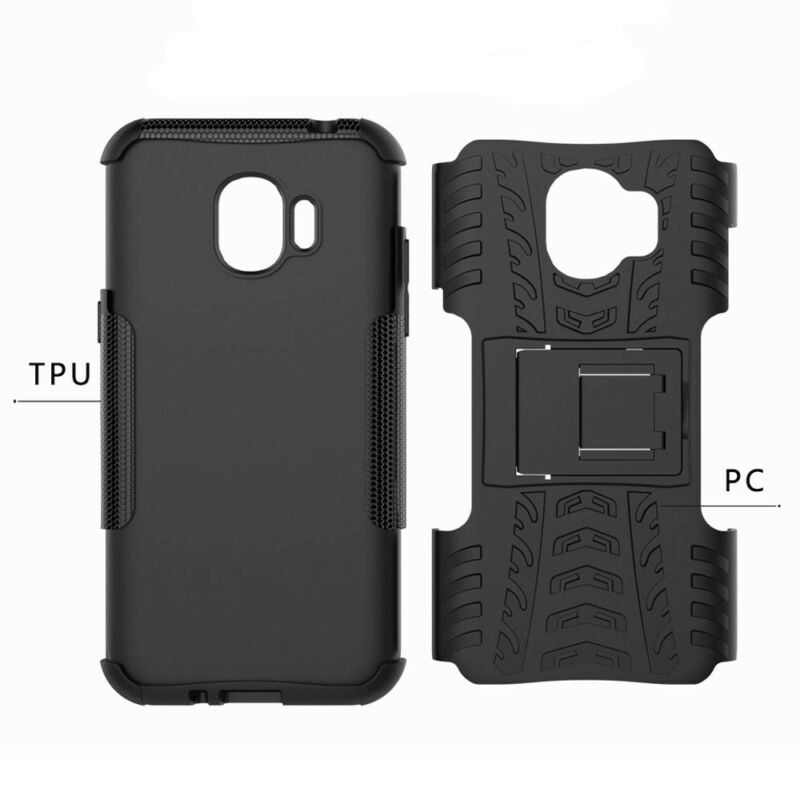 For Samsung Galaxy J2 Pro 2018 Hybrid Armor Case Shockproof Hard Cover Phone 9