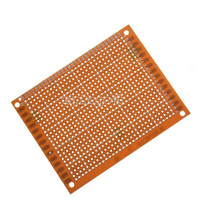 2Pcs 7 x 9 cm DIY Prototype Paper PCB For Universal Board prototyping pcb 7X9 4