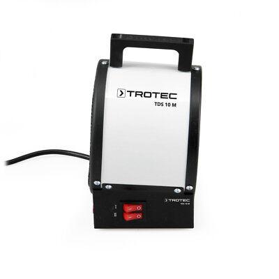 TROTEC TDS 10 M Chauffage électrique, Générateur air chaud, Aérotherme 2 kW 4